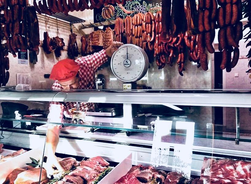 frižider za meso